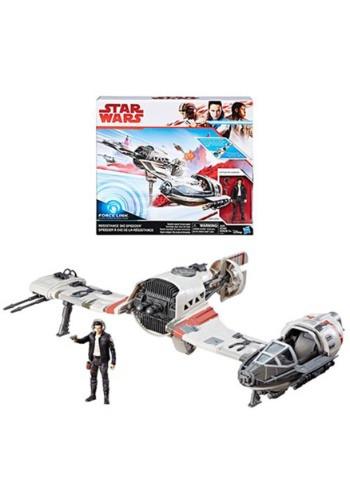 Star Wars: The Last Jedi Resistance Ski Speeder Vehicle EEDHSC1251