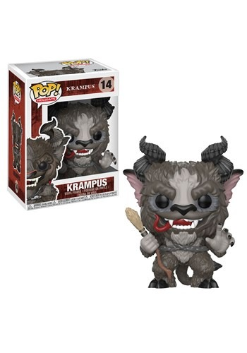 POP! Holiday: Krampus Vinyl Figure