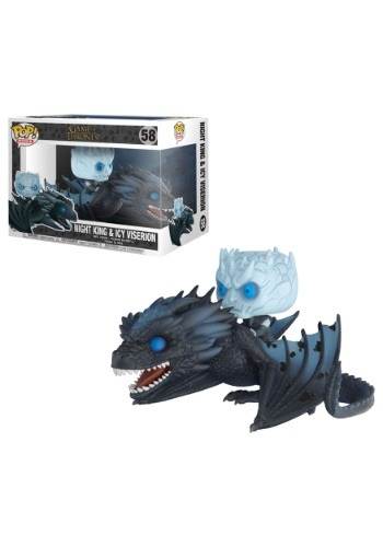Pop! Rides: Game of Thrones Night King on Icy Viserion
