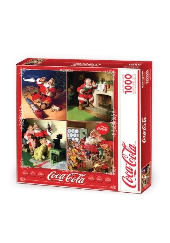 Coca-Cola Special Magic 1000 pc Puzzle