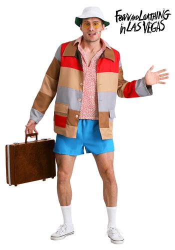 Fear and Loathing in Las Vegas Deluxe Raoul Duke Costume