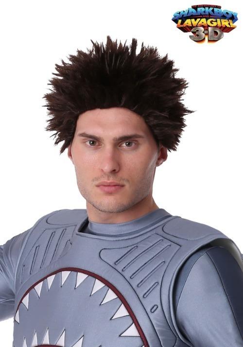Adult Spiky Sharkboy Wig