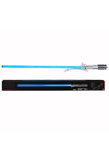 Star Wars The Black Series Rey Force FX Lightsaber