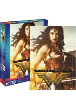 Wonder Woman Movie Gradient 1000 Pc Puzzle