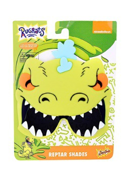 Rugrats Reptar Glasses