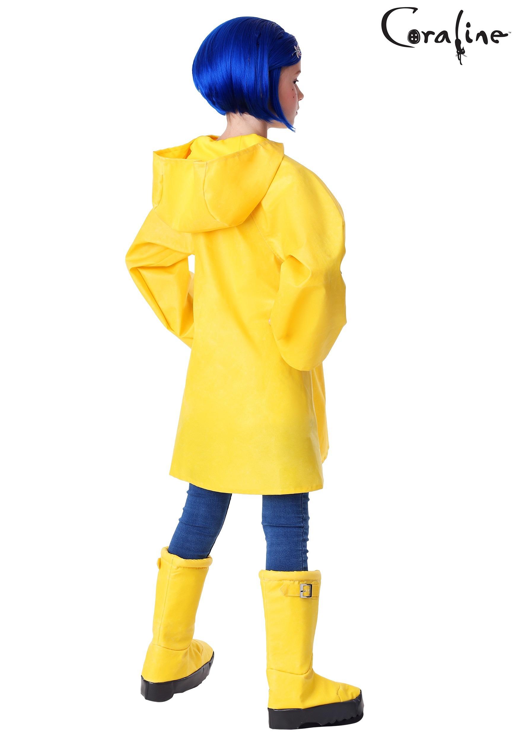 Coraline Child Costume