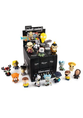 Rick & Morty Adult Swim Blind Box Mini Figure