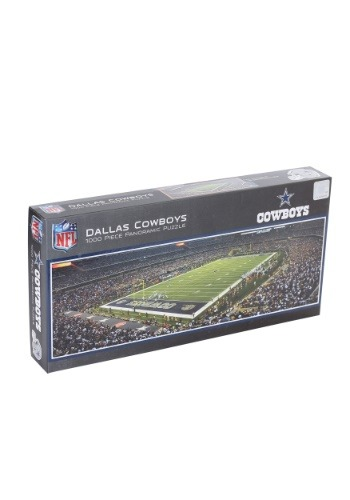 Dallas Cowboys Stadium Jigsaw Puzzle