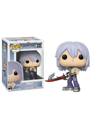 Pop! Disney Kingdom Hearts Riku
