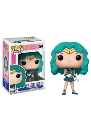 Pop Anime Sailor Moon Sailor Neptune Vinyl Figure