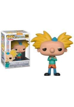 Pop! TV: Hey Arnold- Arnold Shortman