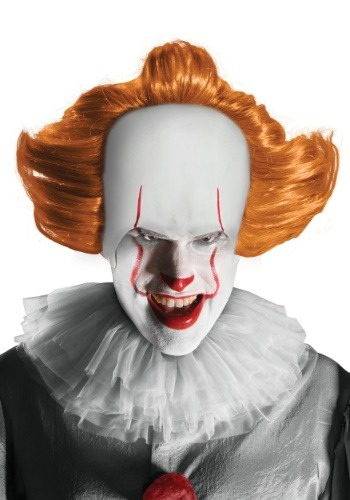 IT: The Movie Pennywise Costume Wig