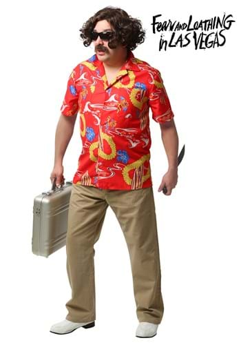 Plus Size Fear and Loathing in Las Vegas Dr. Gonzo