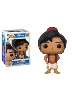 Pop! Disney: Aladdin- Aladdin