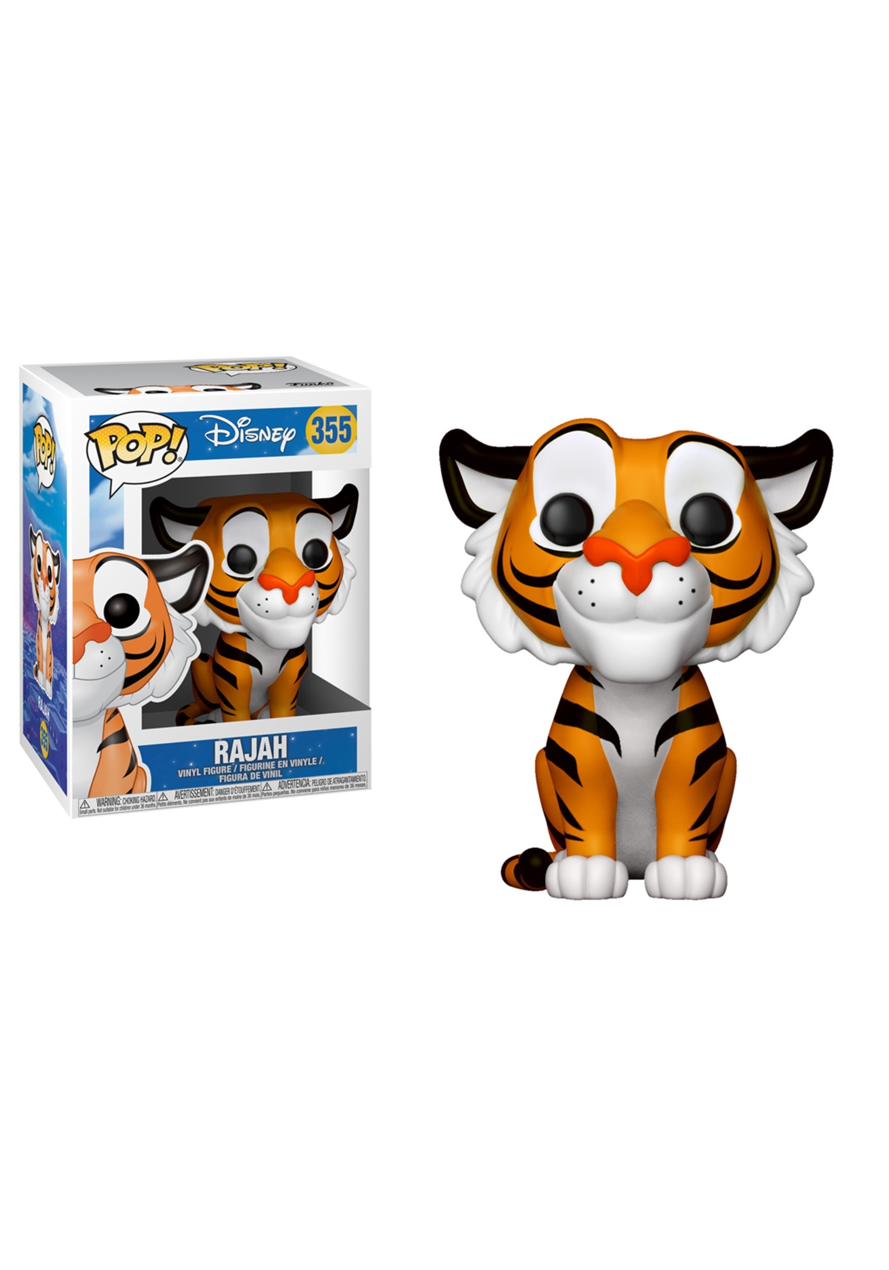 Pop Disney Aladdin Rajah