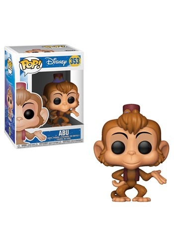Pop! Disney: Aladdin- Abu