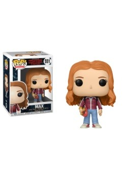Pop! TV: Stranger Things- Max w/ Skateboard