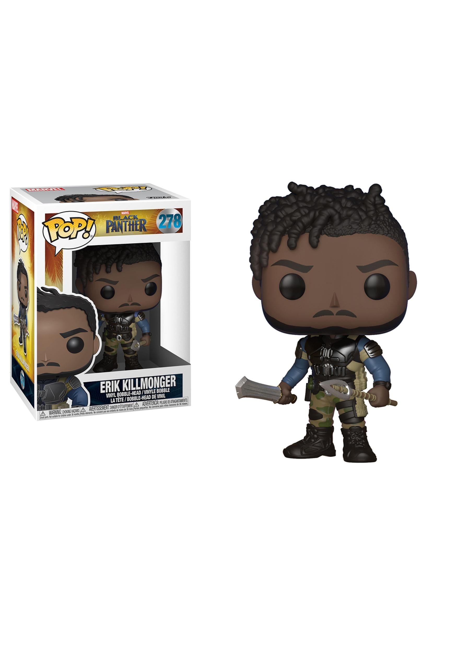 Pop! Marvel: Black Panther - Erik Killmonger FN23350