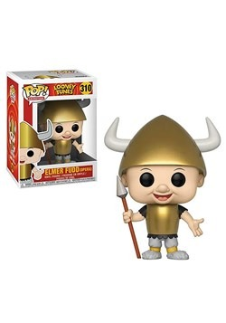 Pop! Animation: Looney Tunes- Elmer Fudd Viking New