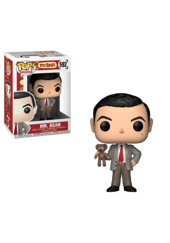 Pop! TV: Mr. Bean - Bean w/ Teddy