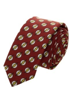 Flash Micro Print Neck Tie