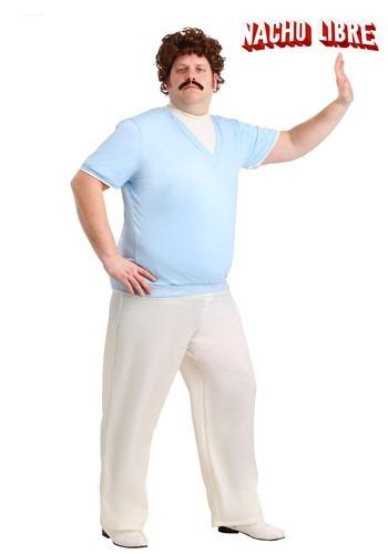 Nacho Libre Plus Size Leisure Costume