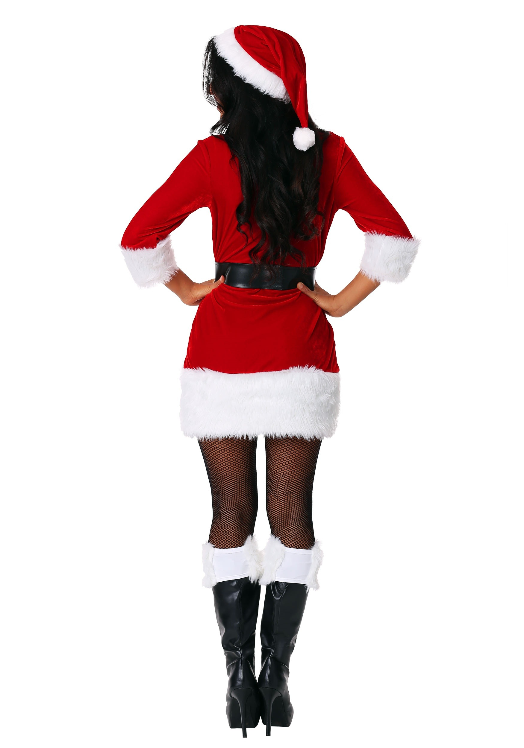 Ladies Plus Secret Santa Costume