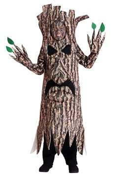 Terrifying Tree Child's Costume