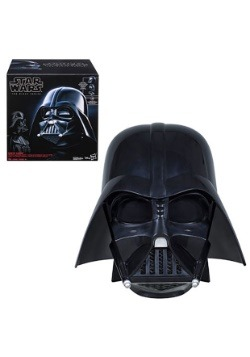 Star Wars Black Series Darth Vadar Helmet
