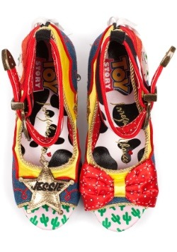 Toy Story Rootinest Tootinest Cowgirl Jesse Heels2