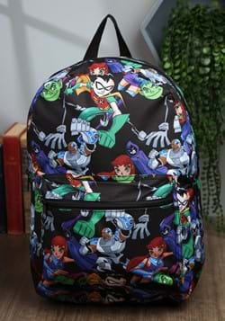 All Over Teen Titans Go! Print Backpack-1