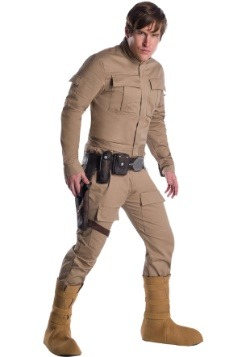 Premium Adult Dagobah Luke Skywalker Costume