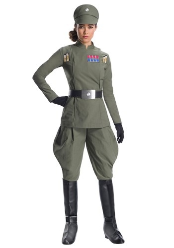 Premium Women's Imperial Officer Costume update1