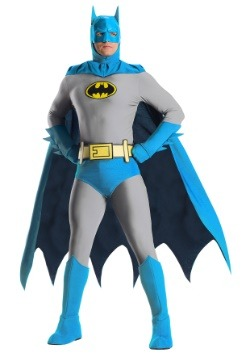 Classic Men's Premium Batman Costume