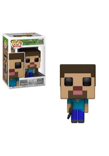 Pop! Games: Minecraft Steve Vinyl Figure