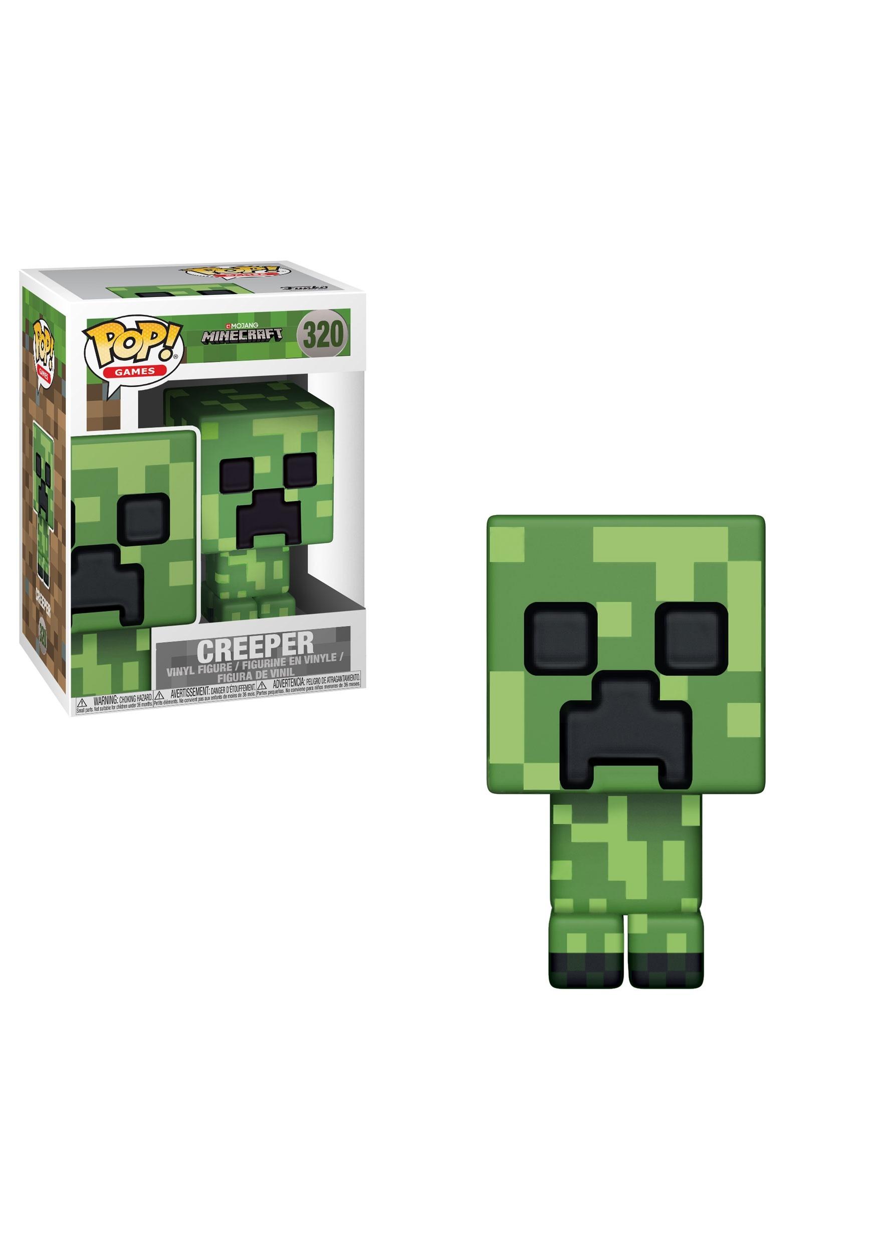 POP! Vinyl Figure: Minecraft Creeper FN26387