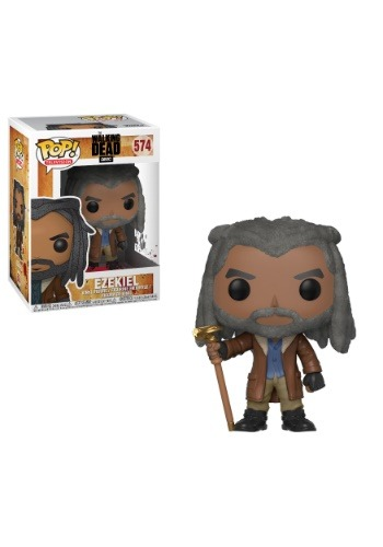 Pop! TV: The Walking Dead Ezekiel
