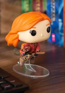 Pop! Harry Potter: Quidditch Ginny Weasley on Broom