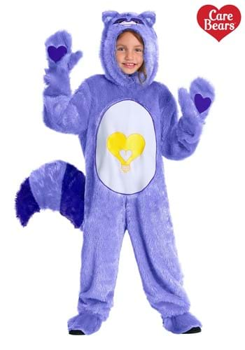Care Bears & Cousins Toddler Bright Heart Raccoon Costume