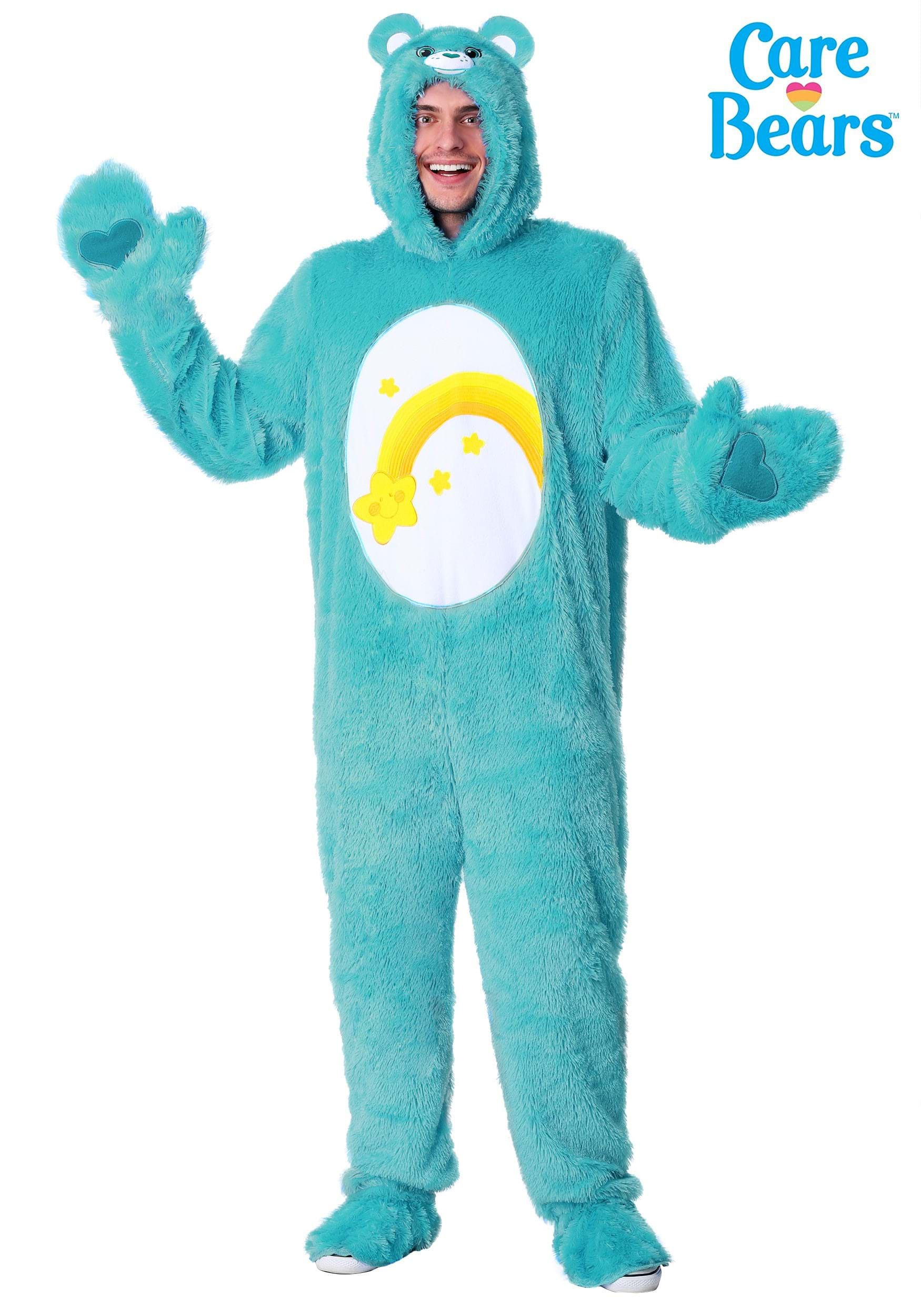 Care Bears Wish Bear Costume for Adults