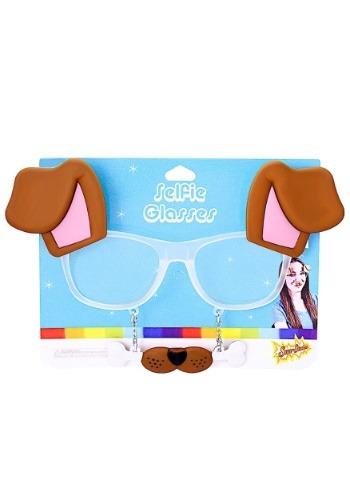 Puppy Dog Filter Glasses
