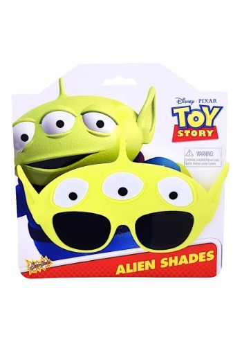 Toy Story Alien Sunglasses
