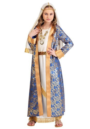 Girl's Queen Esther Costume
