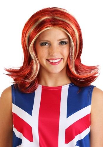British Girl Power Wig Women's