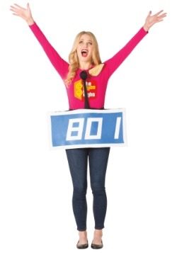 Price is Right Blue Contestant Costume for Adults