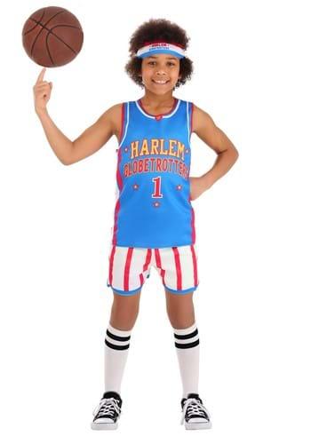 Harlem Globetrotters Kids Uniform Costume-Update