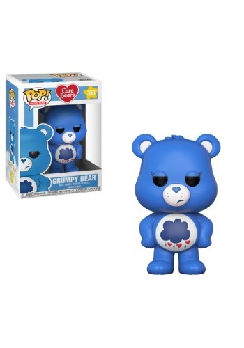 Pop! Animation: Care Bears Grumpy Bear