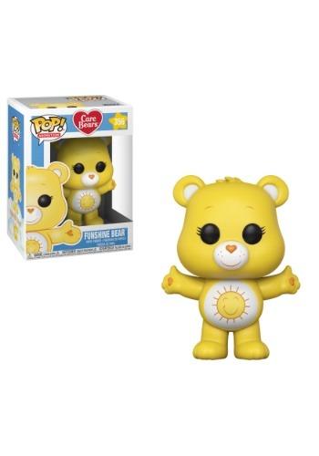 Pop! Animation: Care Bears Funshine Bear
