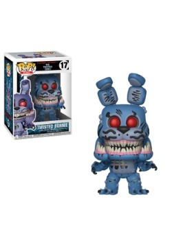 Pop! Books: Five Nights at Freddy's Twisted Bonnie Figure