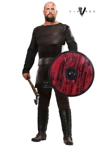 Adult Vikings Plus Size Ragnar Lothbrok Costume